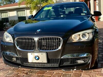 2010 BMW 7-Series Sedan 2010 BMW 750 Li with 75,000 miles For sale by owner with clear Carfax