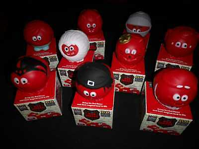 Red Nose Day 2019 Noses - Pick your own - Complete your set - Brand new with box
