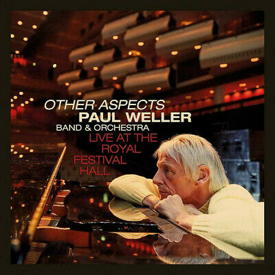 PAUL WELLER OTHER ASPECTS Live At The Royal Festival Hall 2xCD & DVD Set (2019)