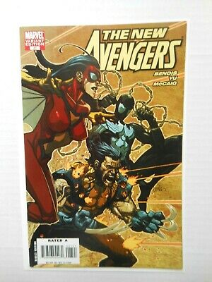 New Avengers #27 In Nm Condition First Hawkeye Ronin Endgame Variant Edition