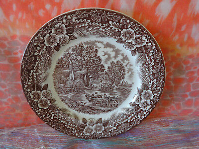 Collectors Plate - The Constable Series Bicentennial 1776 -1876