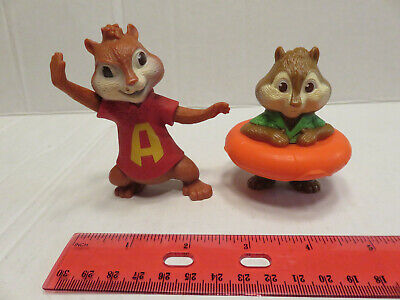Alvin And The Chipmunks Chipwrecked Alvin 2011 Mcdonalds Happy Meal Toys 2 13 Picclick