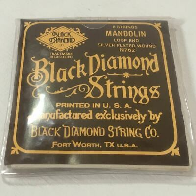 Black Diamond Mandolin Strings - Complete Set - Deadstock