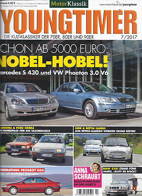Youngtimer #7/2017, sehr guter Zustand!