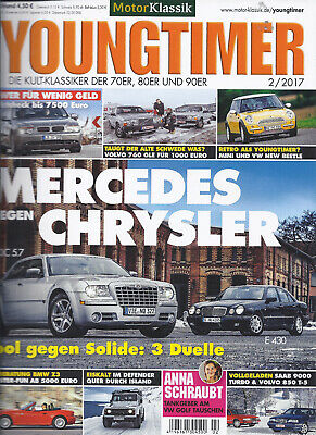 Youngtimer #2/2017, sehr guter Zustand!