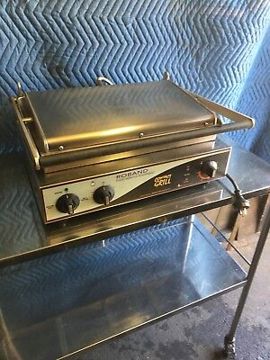 Roband Contact Grill