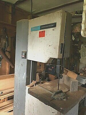 """20""""  Rockwell  Band Saw 220 Voltage Single phase with assortment of blades"""