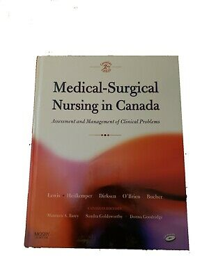Medical-Surgical Nursing in Canada 2nd edition
