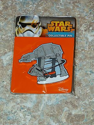 Star Wars AT-AT Snowspeeder Enamel Pin San Diego ComicCon Empire Strikes Back
