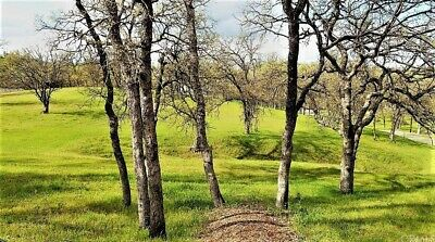 Spacious 1.4-acre lot nestled in the Northern California valley