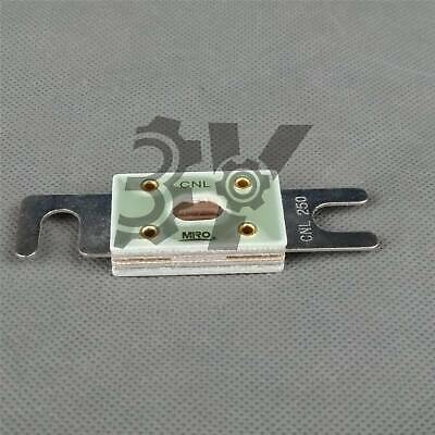 MIRO CNL-250A Automotive fuses 250 Amp DC48//AC125 Bolting Connected