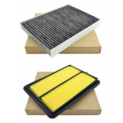 Fit for Nissan Rogue 2014 2015 2016 2017 Combo Set Engine & Cabin Air Filter