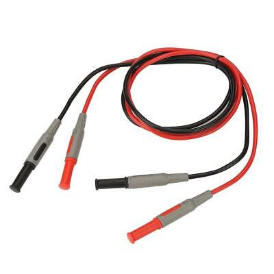 P1032 4mm Banana Plug Test Line Injection Molded Multimeter Wire Cable