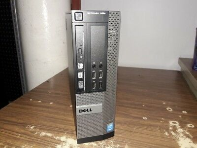 Dell Optiplex 7020 Intel I3 3,5Ghz 4go SSD 128Go Windows 10 PRO