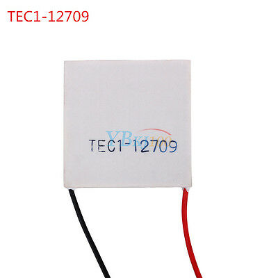 40mm TEC1-12709 Thermoelectric Cooler Peltier Module Plate Cooling 100W