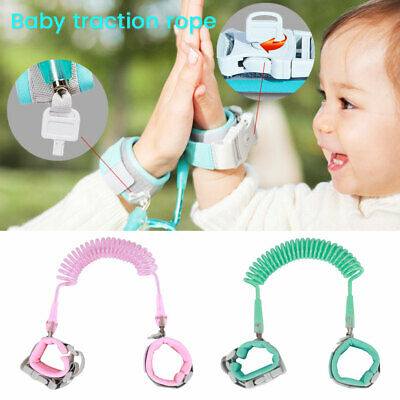Strap Wrist Leash Safety Travel Walking Anti-lost Harness Rope Toddler Kids Baby