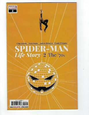 Spider-Man Life Story # 2 of 6 Cover A NM Marvel Pre Sale Ships Apr 17th