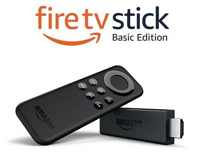 Amazon Fire TV Stick   Basic Edition   Firestick Streaming Media with Remote HD