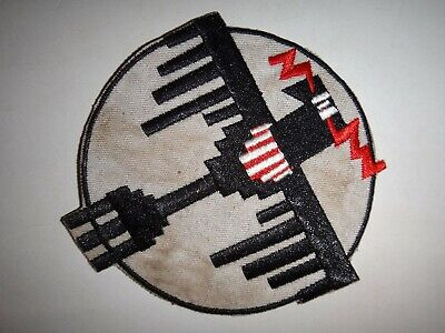 USAF 34th BOMBARDMENT Squadron 17th BOMB Group Patch (Inactive)