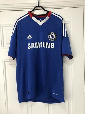 2010-11 Chelsea Home Shirt - Small -*Torres 9 On Back*