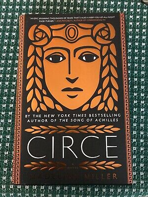 Circe by Madeline Miller (2018, Hardcover) - Like new