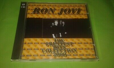 Bon Jovi - The Greatest Hits Collection 2000 2xCD - East Europe release!!! RARE