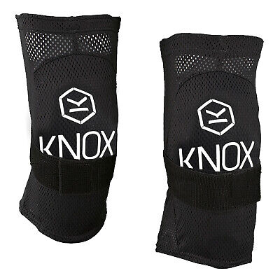 Knox Flex Lite Motorcycle Knee Pads Protection Guards Armour Motocross Off Road