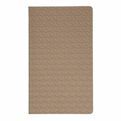 2019 Collins Debden A5 Slim Dazzle Dotted Gold Notebook 192 Pages - Free Postage