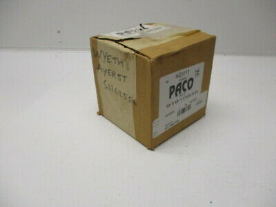 Paco 91910839 Pump Kit * New In Box *