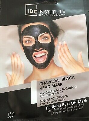 Idc Institute Mascarilla Black