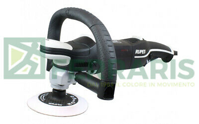New rotary polisher Rupes LH19 E for detail body car Warranty 12 months