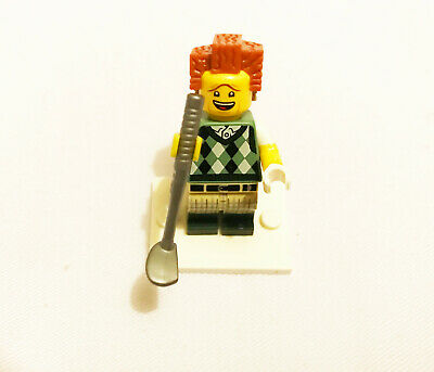 """BUSINESS/"""" ~SEALED LEGO MINIFIGURES MOVIE SERIES 2 #71023 ~ /""""GONE GOLFIN/' PRES"""