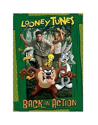 "Looney Tunes Filmposter / Poster ""back In Action"""