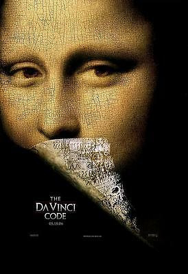 The Davinci Code Filmposter