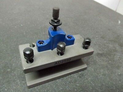 """1"""" Tool Holder 40 Position Multifix (A1) (A) Lathe Quick Change Tool Post AD2590"""