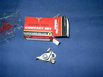 Suzuki Gt250 Gt380 T250 T350 T500 Nos Right Hand Contact Points 31440-15020
