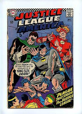 Justice League of America #44 - DC 1966 - GD