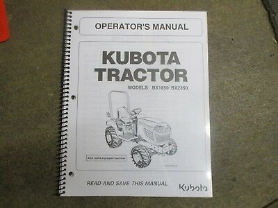 KUBOTA L2350 L 2350 DT tractor owners & maintenance manual - $35.00 on l275 kubota wiring diagram, l3830 kubota wiring diagram, l3400 kubota wiring diagram, l2500 kubota wiring diagram, l2600 kubota wiring diagram, l4200 kubota wiring diagram, l3450 kubota wiring diagram, l2550 kubota wiring diagram, l2650 kubota wiring diagram, l3940 kubota wiring diagram, l285 kubota wiring diagram, l3240 kubota wiring diagram, b2410 kubota wiring diagram, l3600 kubota wiring diagram,