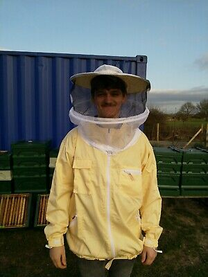 Beekeeping Jacket bee hive