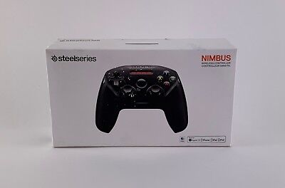 SteelSeries Nimbus Wireless Controller Compatible for iOS Apple TV iPhone iPad