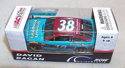 1:64 Action 2017 #38 Shiners Hospitals For Children Front Row Ford David Ragan