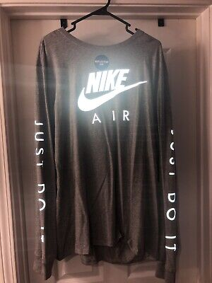 c20092db NIKE AIR JUST Do It Reflective T Shirt - $18.00 | PicClick