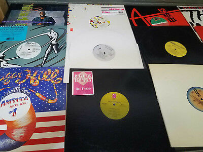 "Funk / Soul (1980's) - Lot of 15 12"" Singles DJ Vinyl Records Promos"
