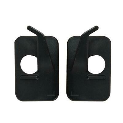 Durable Archery Recurve Bow Plastic Adhesive Arrow Rest fr Hunting Bow Accessory