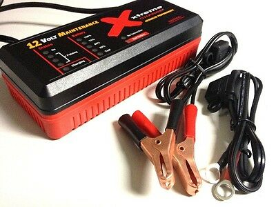 Xtreme Charger, ALL 12V Batteries, Auto, Car, Truck, Pulse Technology, Desulfate