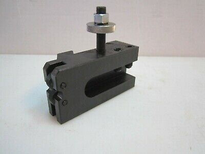 NEW Series 400 CA Quick Change Knurling Turning & Facing Tool Post Holder 14-20