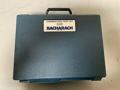 Bacharach 10-5020 Combustion Test Kit