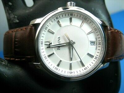 Bulova 63M100 Ladies Casual Watch Silver Dial S/s Case & Sapphire Crystal Analog