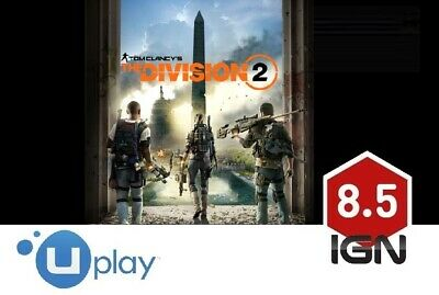 Tom Clancy's The Division 2 [PC] UPlay Download Key - EUROPE ONLY