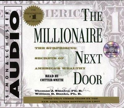 The Millionaire Next Door: The Surprising Secrets of Americas Wealthy (CD)